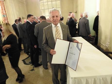 Rácz József Zielinski-díjjal